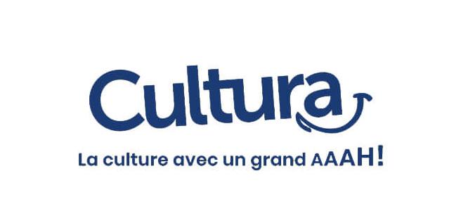 Lien Cultura logo amandinedeslandes.fr