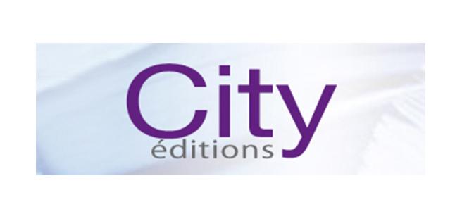 Lien maison d'édition City éditions logo amandinedeslandes.fr